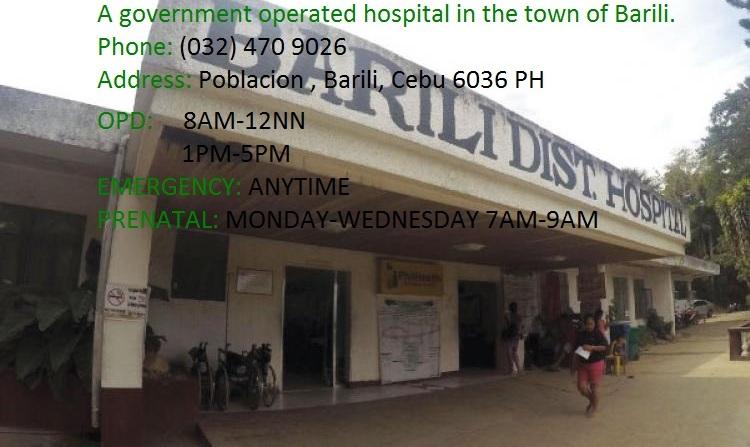 Barili District Hospital