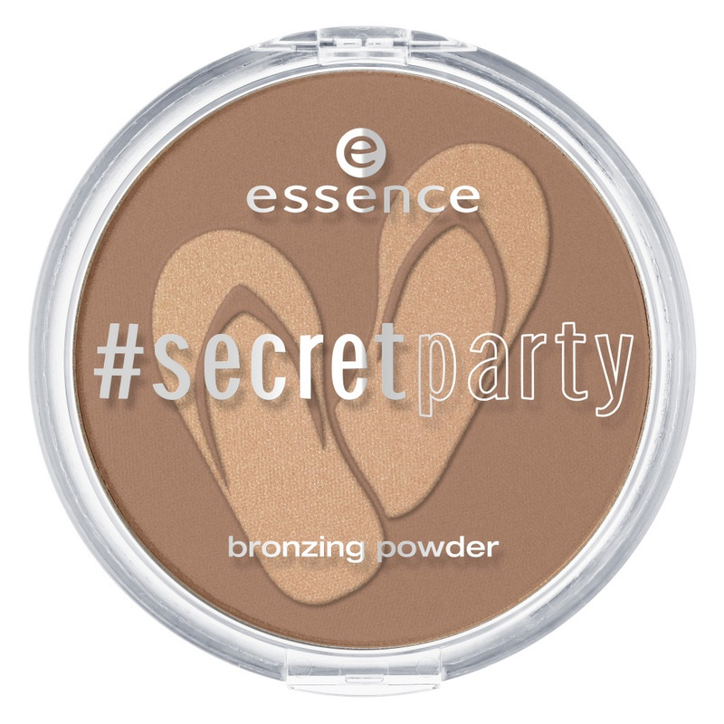 ESSENCE - #secretparty {Mayo 2015} - Bronzing Powder