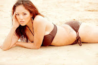 beautiful, exotic, exotic pinay beauties, filipina, gwen garci, hot, pinay, pretty, sexy, swimsuit