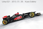 Lotus E21 - 2013. 01. 28. - Kuva Gallery