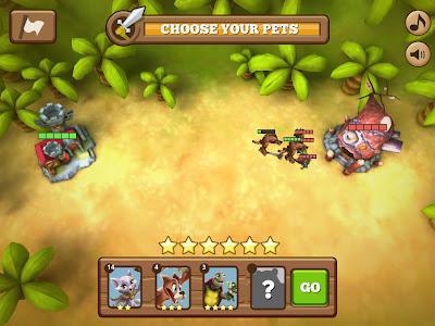 Pets vs Orcs - เลือกสัตว์เลี้ยงที่จะออกไปสู้