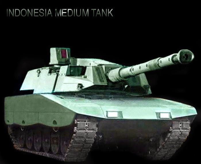 Medium Tank Indonesia
