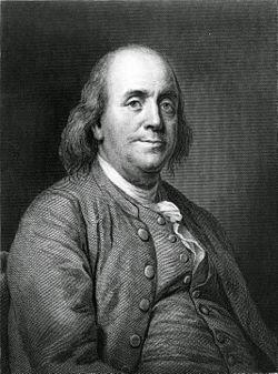 Biografía de Benjamin Franklin