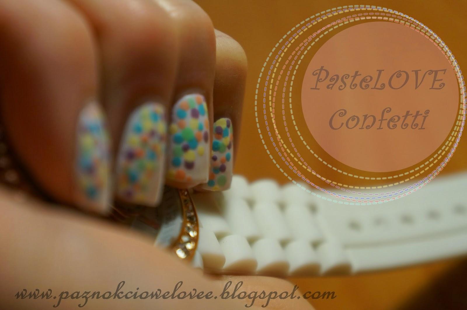 PasteLOVE Confetti...