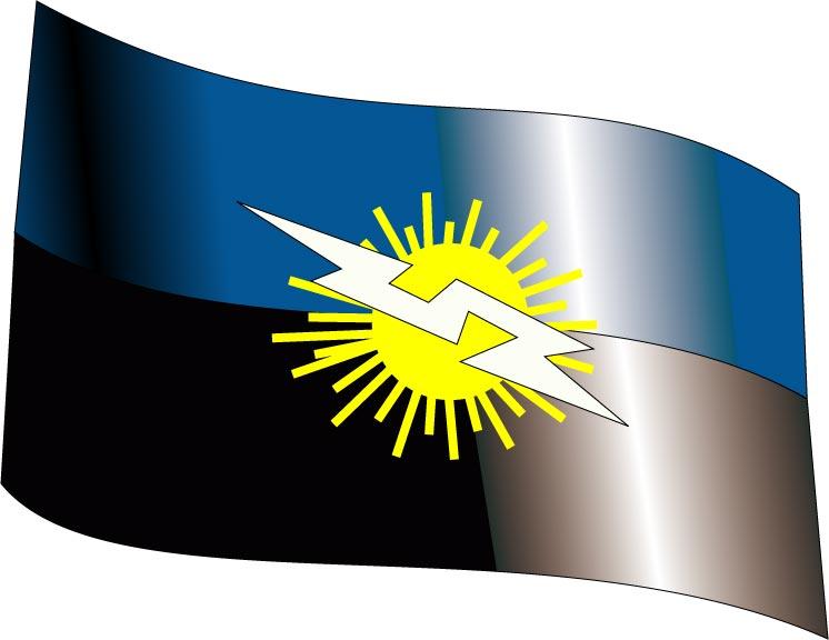 Imagen para colorear de la bandera del estado zulia - Imagui
