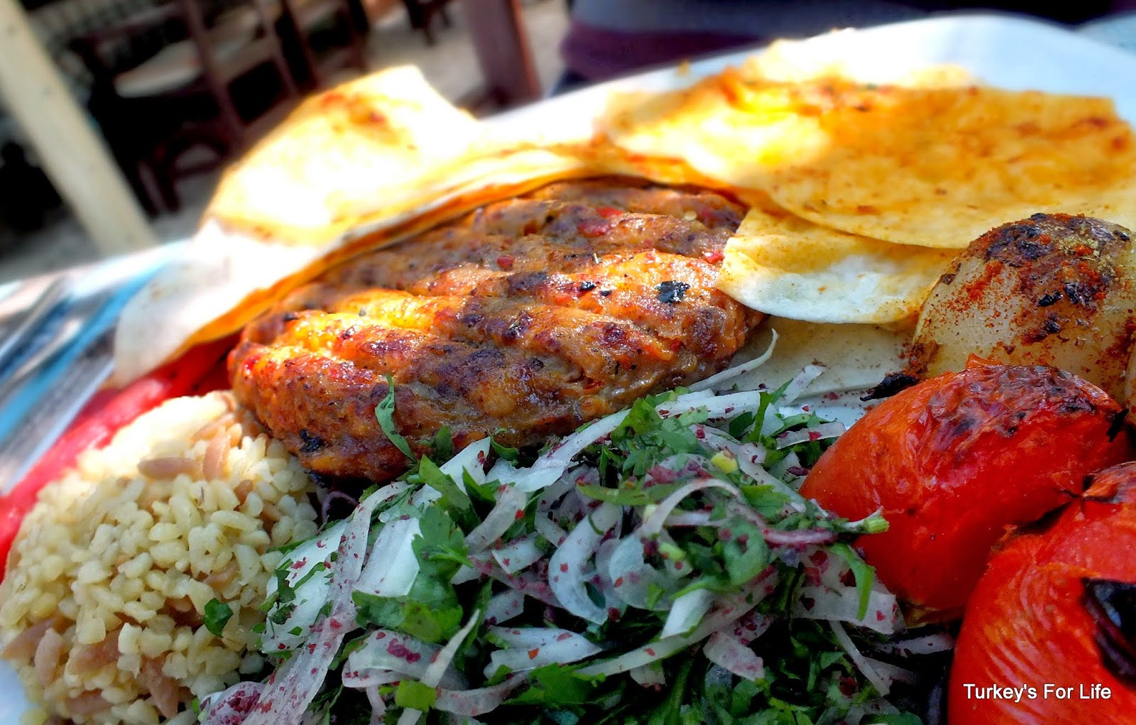 Ato pili chateaux chicken a taste of hatay in for A taste of turkish cuisine