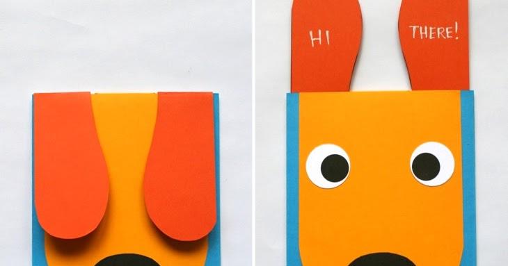 minzdropse lustige hunde karte basteln. Black Bedroom Furniture Sets. Home Design Ideas