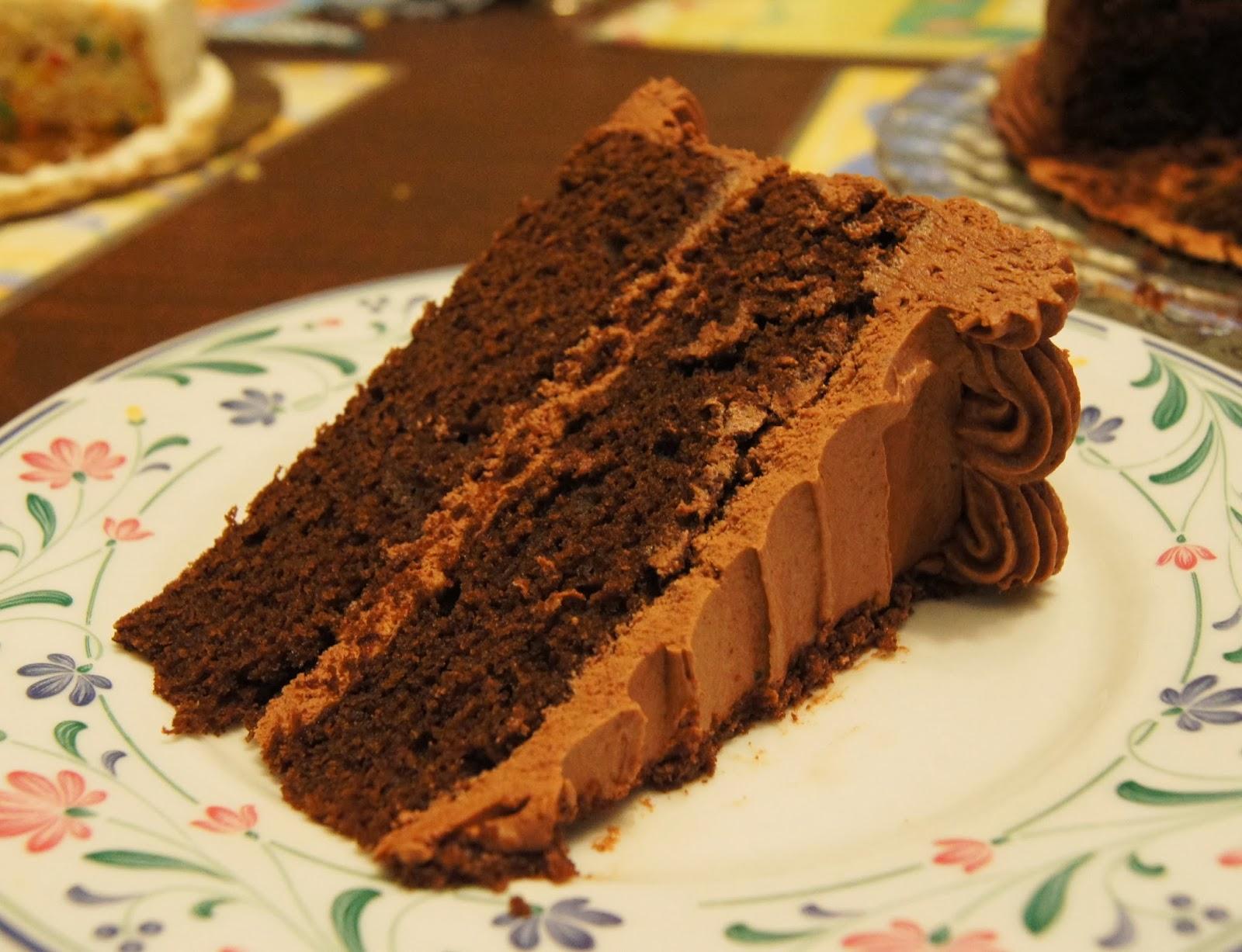 Chocolate cake recipe buttermilk cocoa