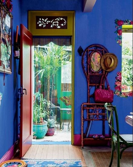 Gypsy yaya brazilian tropical home inspo it 39 s all about for Brazilian house music
