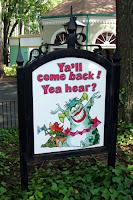 Ya'll come back!