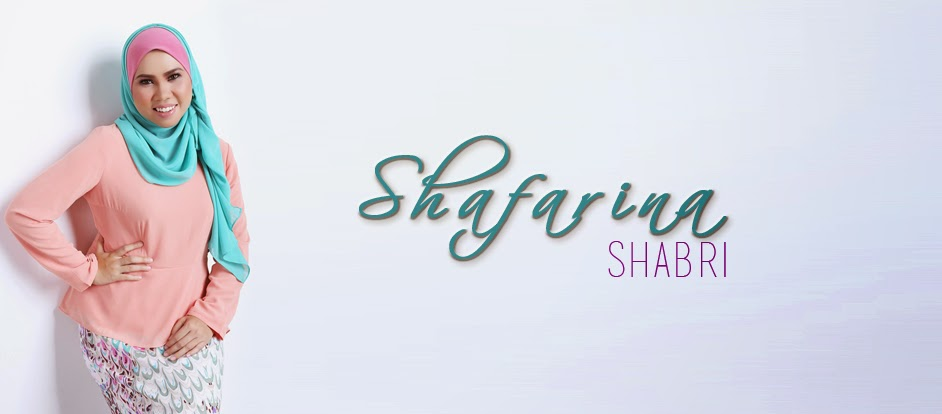 GLAMPRENEUR BY SHAFARINA SHABRI