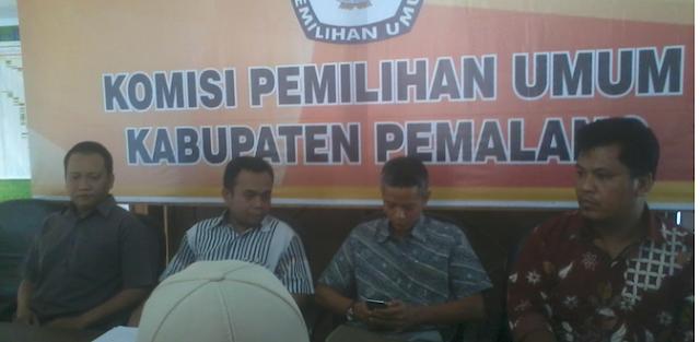 KPU Pemalang Akan Gelar Rapat Pleno Hari Jumat Ini