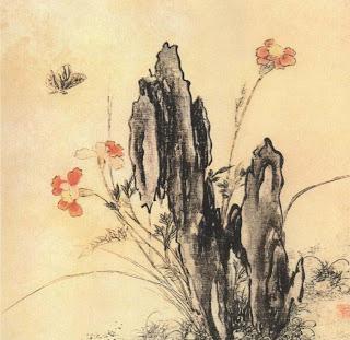 Copia de una pintura atribuida a Wang Wei
