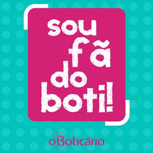 Este blogue tem o apoio da Boticário!!!
