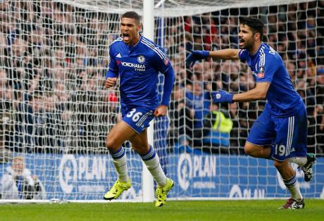 Chelsea Melaju Usai Kalahkan Scunthorpe 2-0