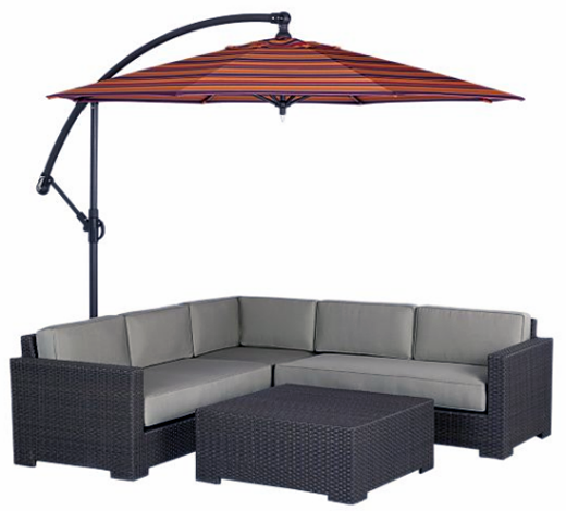 large patio umbrellas for comfort outdoor patio ayanahouse