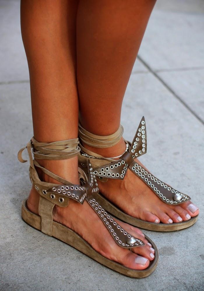 Isabel Marant Edris Sandals