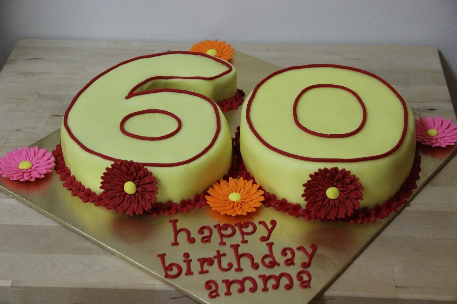 Temptations No 60 Cake
