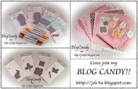 Glad vinnare av bloggcandy