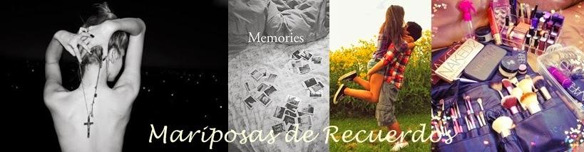 Mariposas de recuerdos