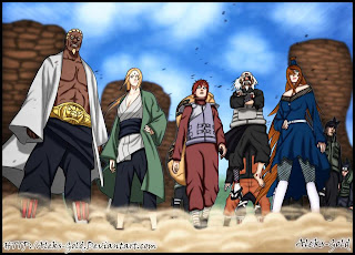 Alur Cerita Naruto Chapter 562 Bahasa Indonesia [ Versi Teks ]