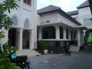 Masjid Perak setelah renovasi total