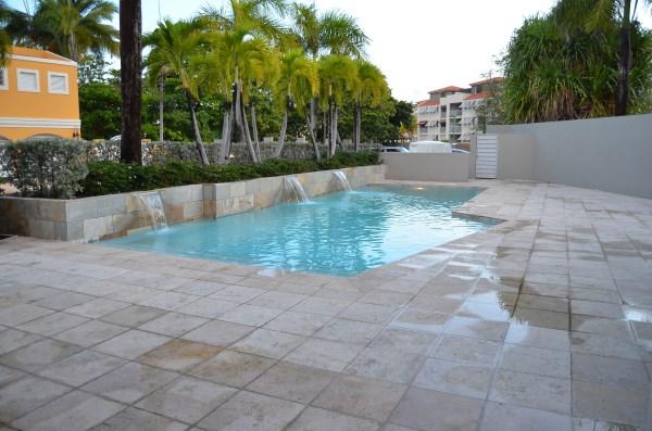 Clubhouse Pool Peninsula de San Juan, Palmas del Mar, Humacao, Puerto Rico