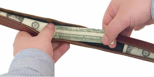 sabuk uang moneybelt