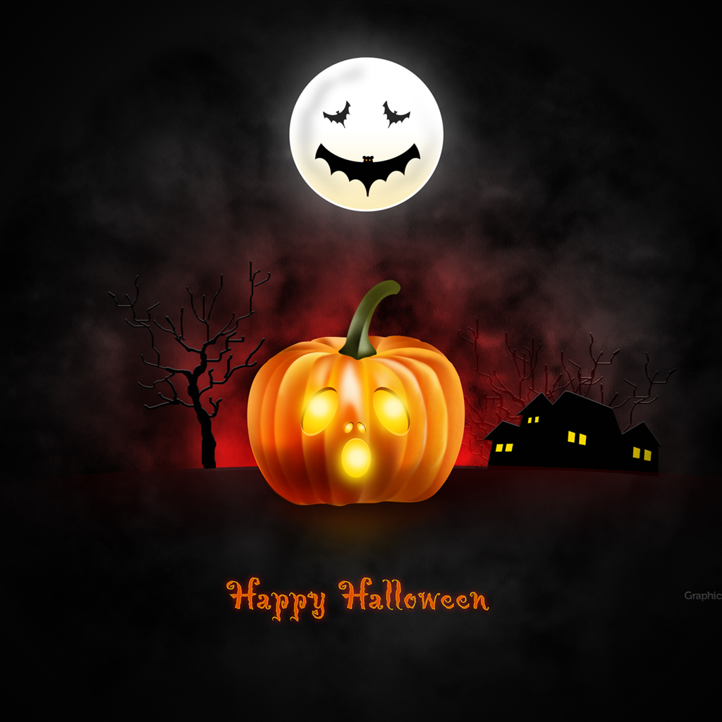 happy halloween wallpaper for ipad amp ipad 2 free ipad