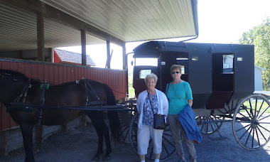 Travel Club Trip to Amish Country