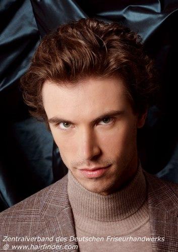 peinados hombre flequillo largo - Los mejores cortes de pelo para hombres según tu tipo de rostro