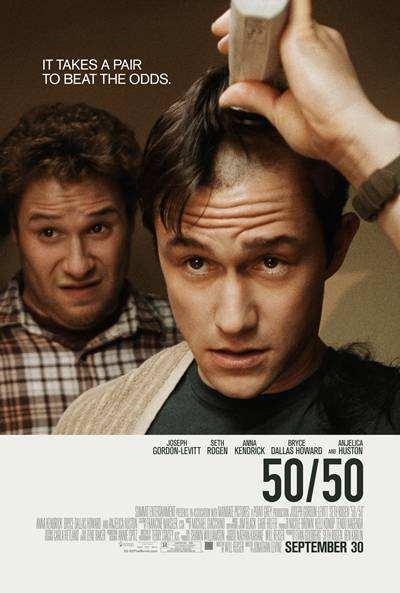 50/50 DVDRip 2011 Español Latino Descargar 1 Link
