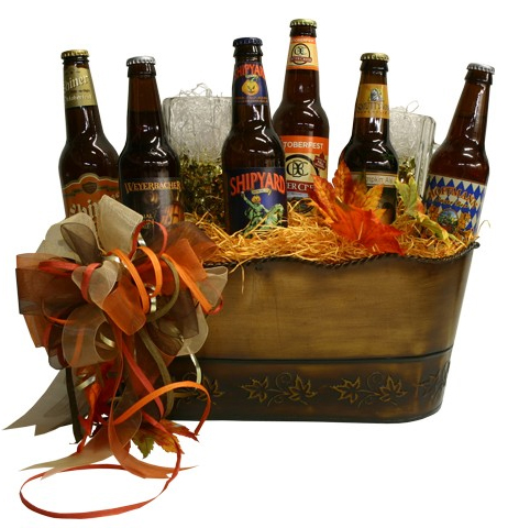gift basket experts seasonal craft beer gift basket. Black Bedroom Furniture Sets. Home Design Ideas