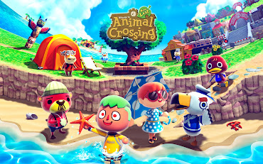 #6 Animal Crossing Wallpaper