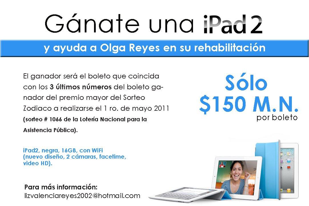 Campaña Olga Reyes Granados