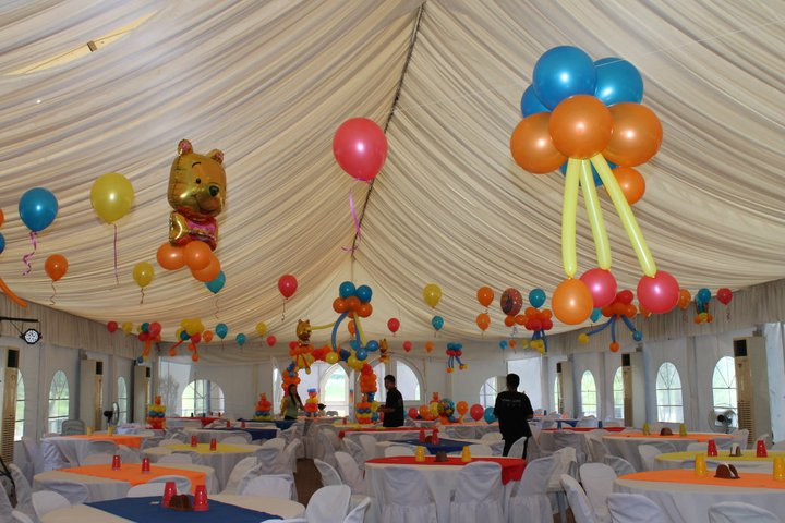 Winnie the Pooh and Friends Birthday Party Theme