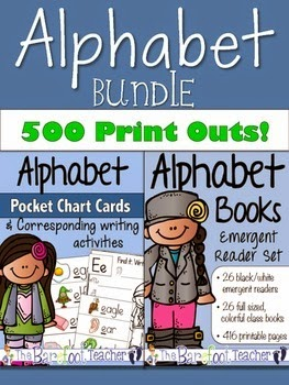 https://www.teacherspayteachers.com/Product/Alphabet-Emergent-Readers-Set-Pocket-Chart-Cards-BUNDLE-500-pages-1336590
