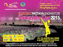 Astec Pattaya Badminton Sawasdee Cup 2015