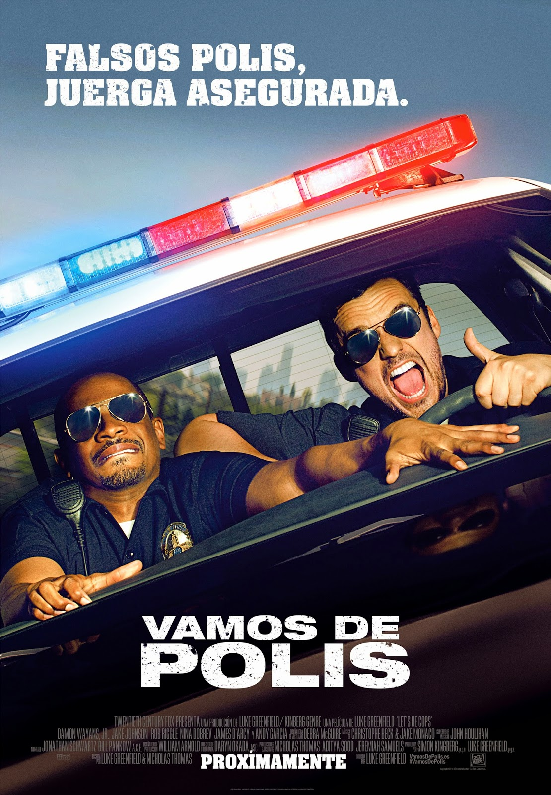 Ver Vamos de polis (2014) Online