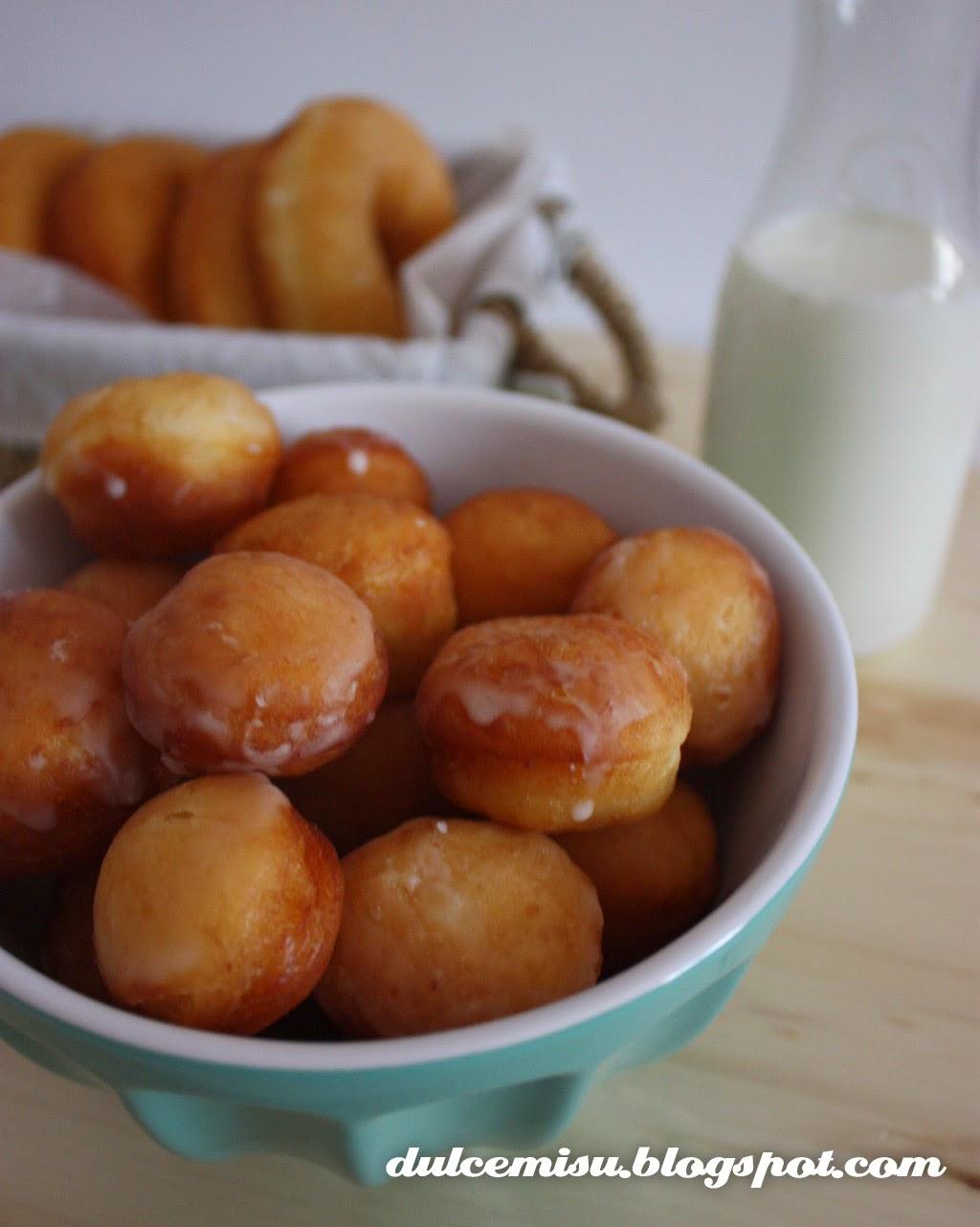donuts Dulcemisu reposteria creativa
