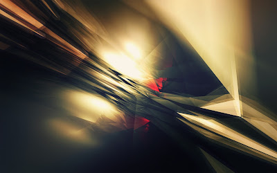 Abstract Wallpaper : Crystal Light