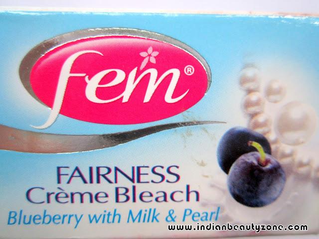 Bleaching creams
