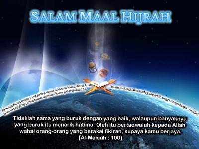 Salam Maal Hijrah, Program sekolah, sk petaling 1