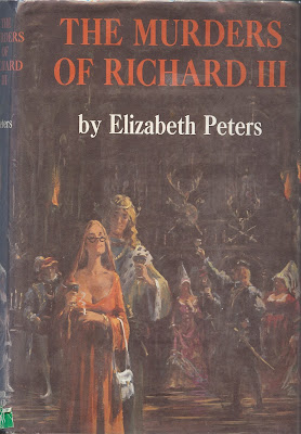 murders of richard iii cover