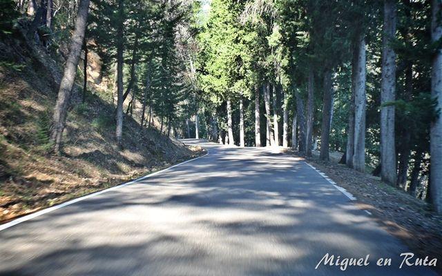 Carretera-Cazorla