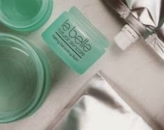 Recycled Containers by Le Belle Skincare