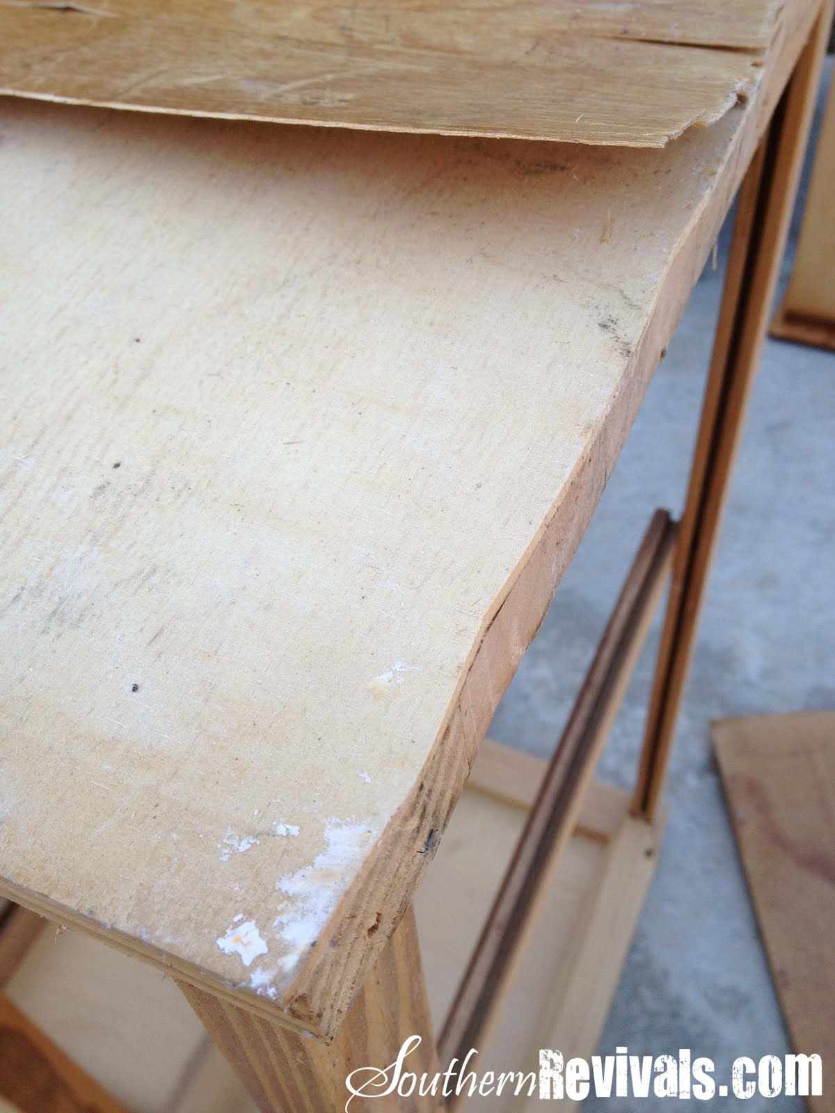how to cut veneer without chipping