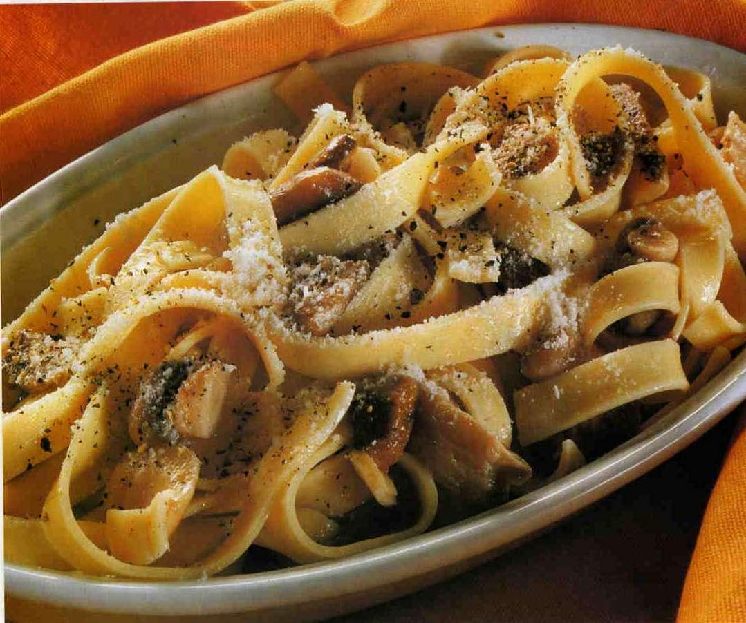 historia de la pasta italiana: