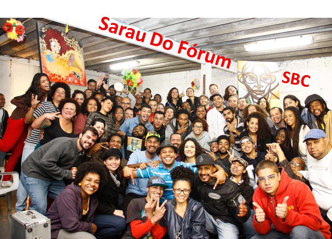 Sarau do Fórum - SBC: