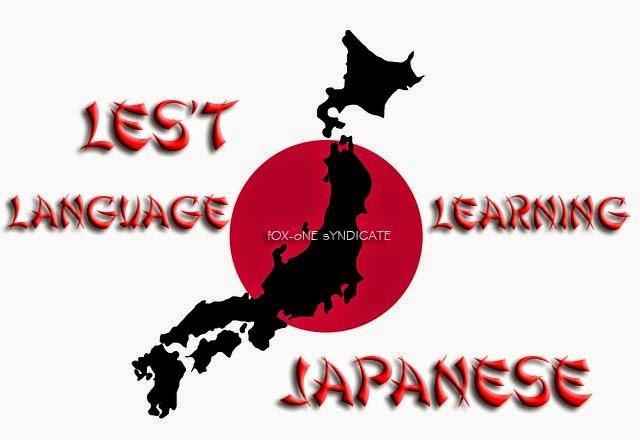 Belajar Bahasa Jepang